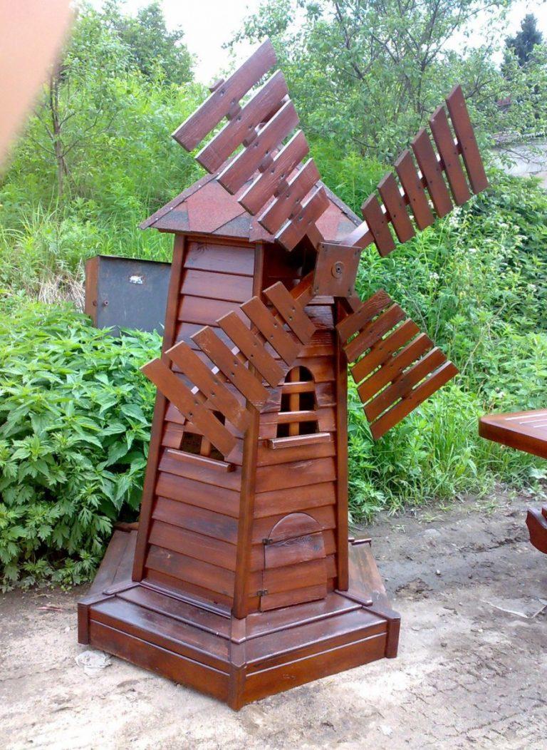 Мельница своими руками - создаем по инструкциям от мастеров 76