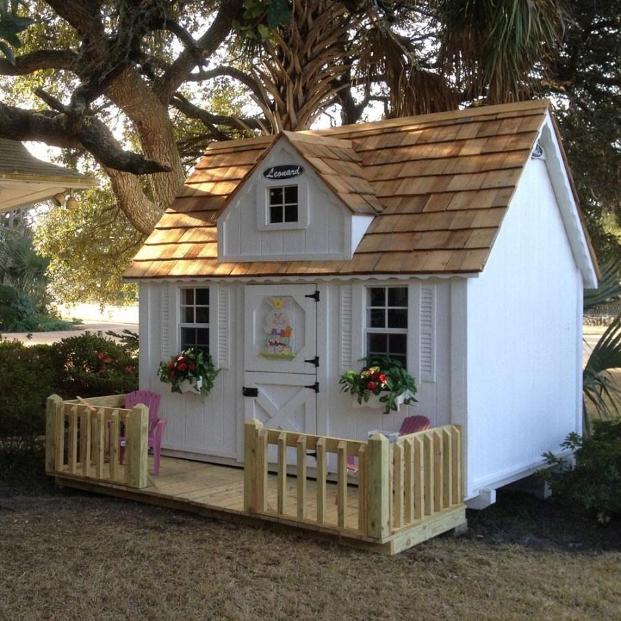 Как сделать маленький домик для ребенка своими руками фото 396