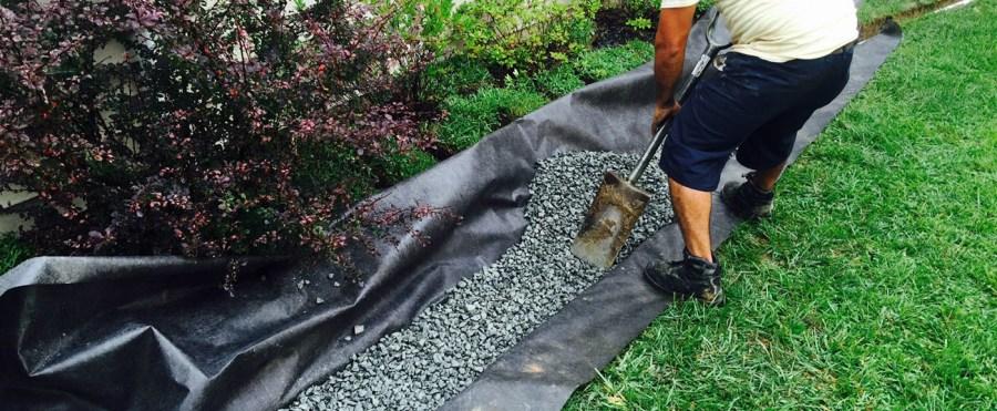 Дренаж на садовом участке своими руками на глинистых почвах 993