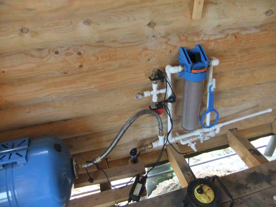 Водопровод на даче своими руками фото 96
