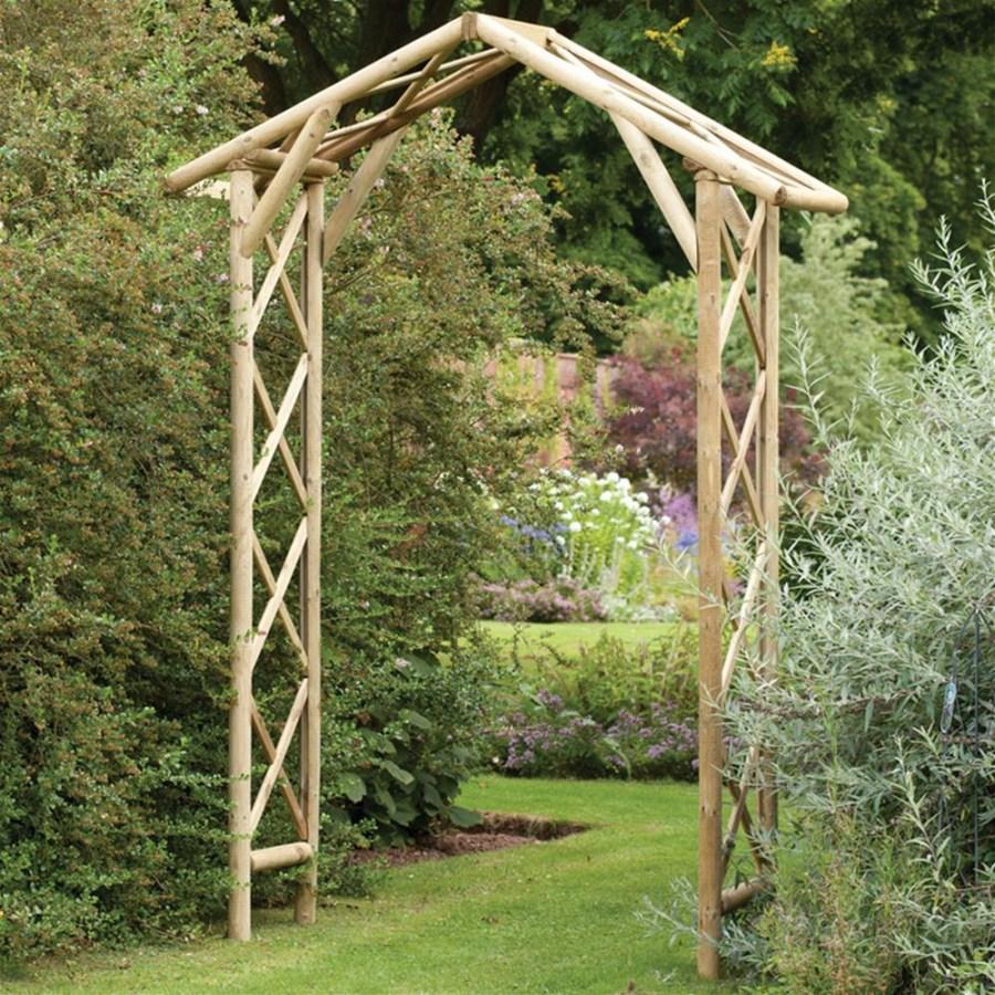 Перголы и арки из дерева для дачи своими руками чертежи фото 419