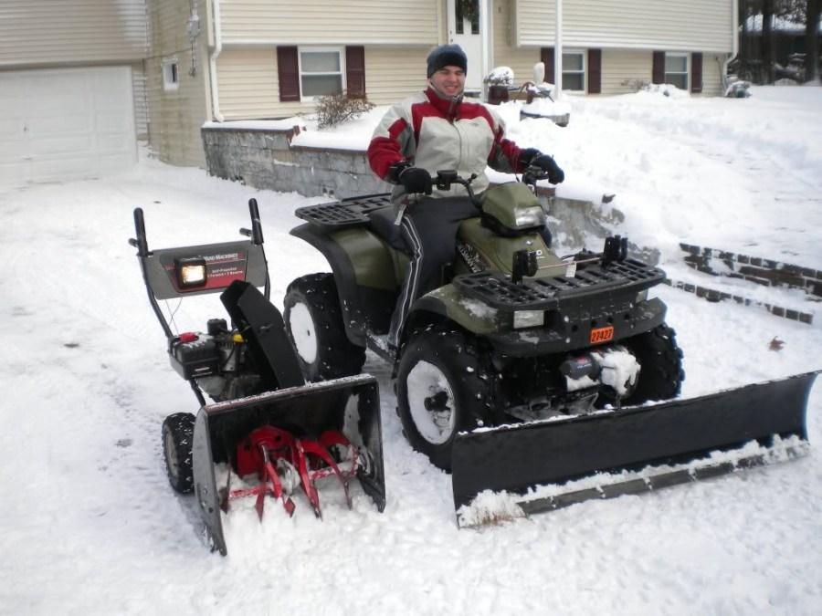 Снегоуборочник своими руками 60