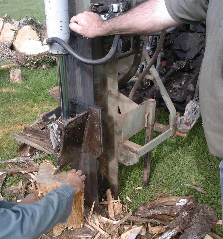 Механический дровокол своими руками чертежи фото инструкции