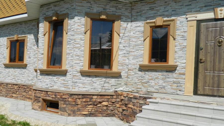 Проект: дом на 2 хозяина, таунхаус на 2 семьи с гаражом