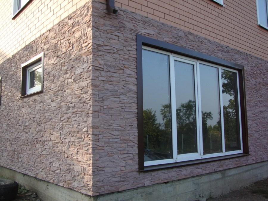 Фасад дома Мытищи