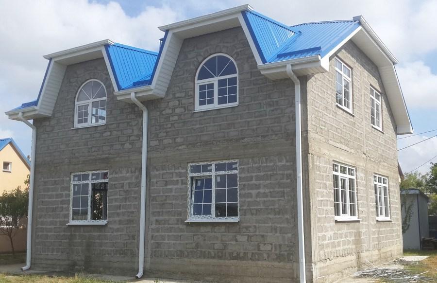 Проекты дач и дачных домов Строительство