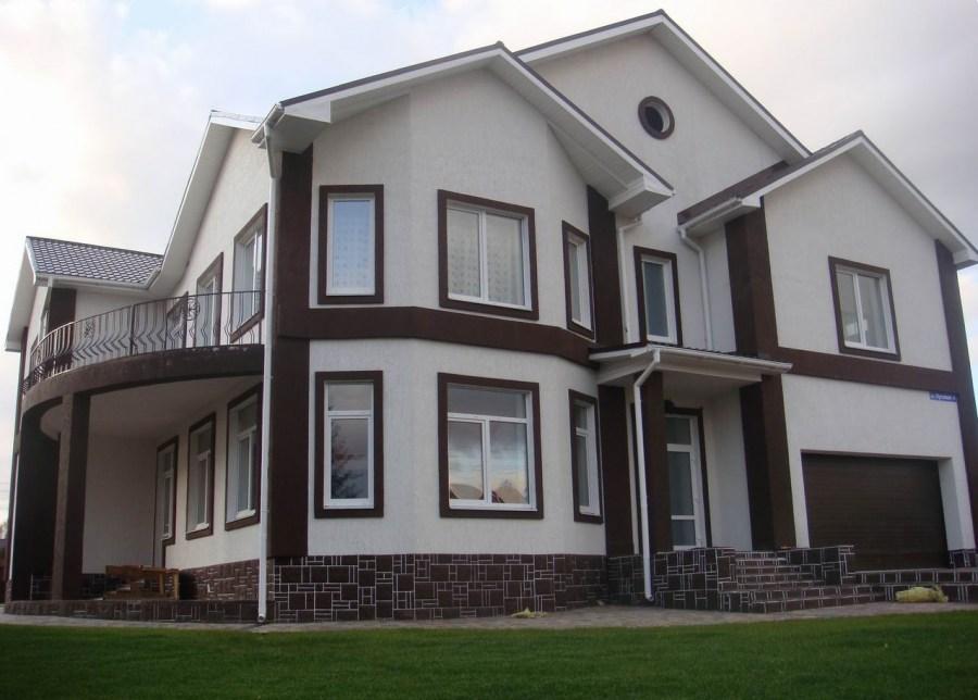 Дачный домик 6 на 6 из пеноблоков Дачные проекты домов 6