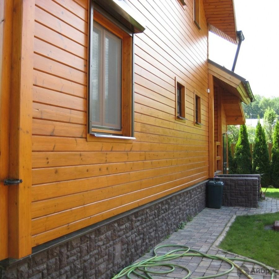 Цоколь дома - выбор достойных материалов для отделки