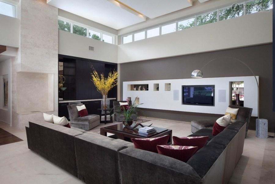 современный интерьер дома 2019
