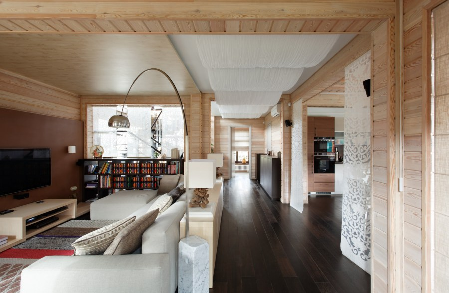 дизайн интерьера частного дома