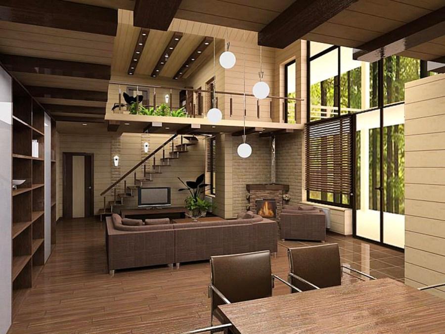 Дизайн интерьера дома 2019 - 100 фото лучших интерьеров