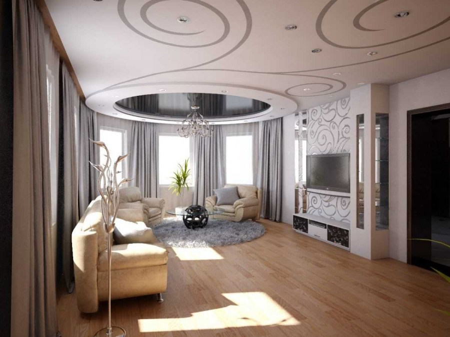 дизайн интерьера дома 2019